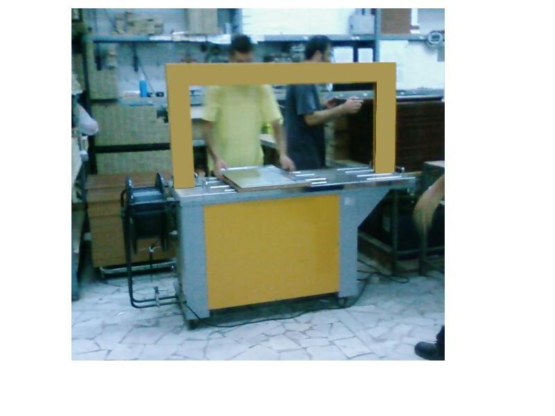 Letizia macchine reggiatrice automatica ad arco for Industria mobili